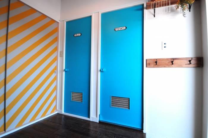 トイレ・風呂のドア