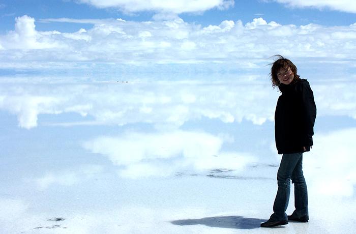 世界中の100ヶ国以上を歩き続けて活動をしてきたオーナーのユキさん