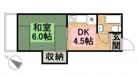【ご成約】丸神ビル105