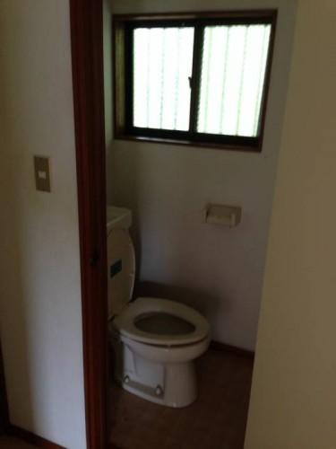 トイレとお風呂は問題なさそうです!
