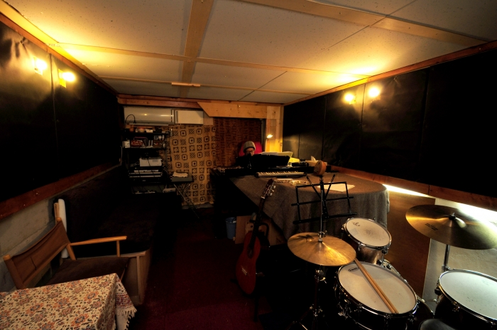みんなの憧れ自宅スタジオ