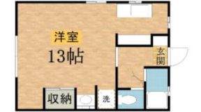 【ご成約】西八王子 渡ビル3階