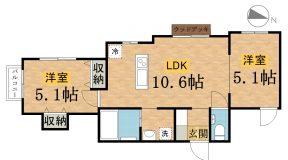 【ご成約】新築☆Pas a Pas102号室(パザパ)西八王子