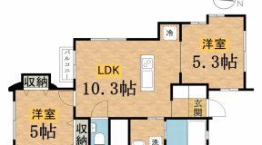 新築☆Pas a Pas201号室(パザパ)西八王子