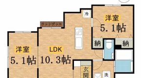 新築☆Pas a Pas202号室(パザパ)西八王子