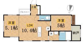 新築☆Pas a Pas203号室(パザパ)西八王子